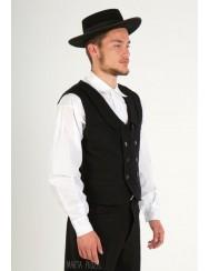 Tradicional black hat from Minho