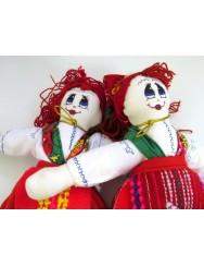 Handmade rag doll from viana