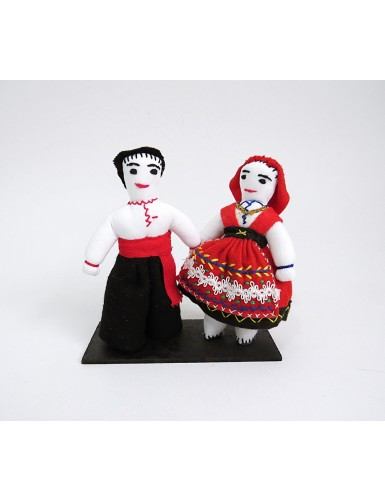 Couple of minho dancers