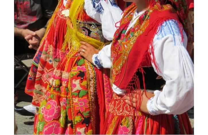 O Folclore está na moda