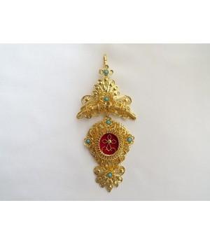"""Custódia"" or filigree shrine"