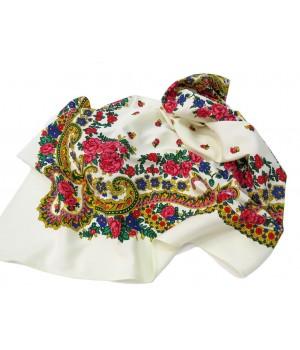 Beige kerchief of Viana