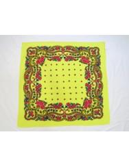 Yellow kerchief of Viana