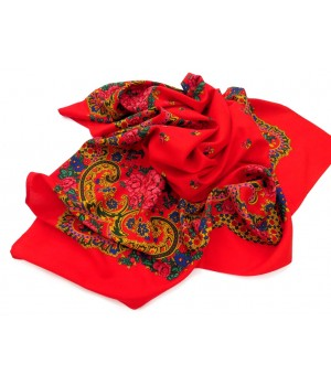 Red kerchief of Viana