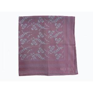 Damask cotton scarf