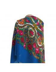 Flower pattern cotton kerchiefs