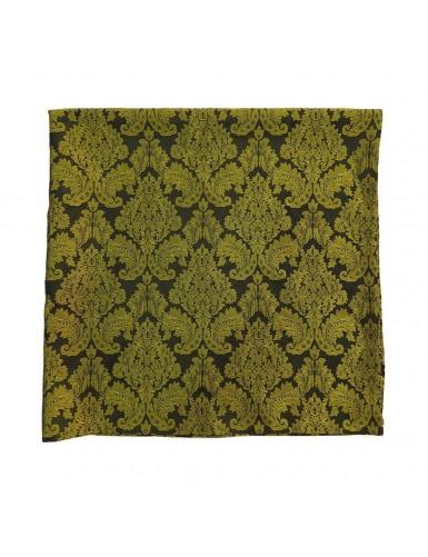 Mordoma golden scarf in brocade