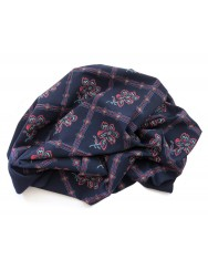 Cotton head scarf - lily