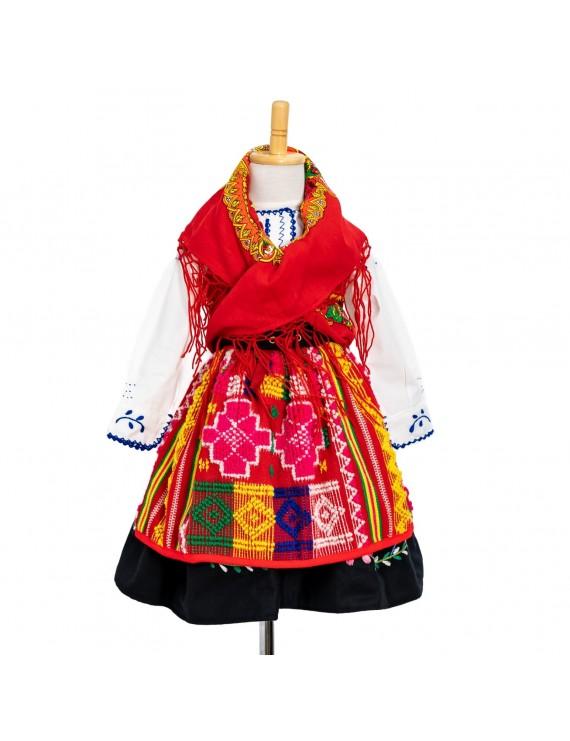 Children's lavradeira costume