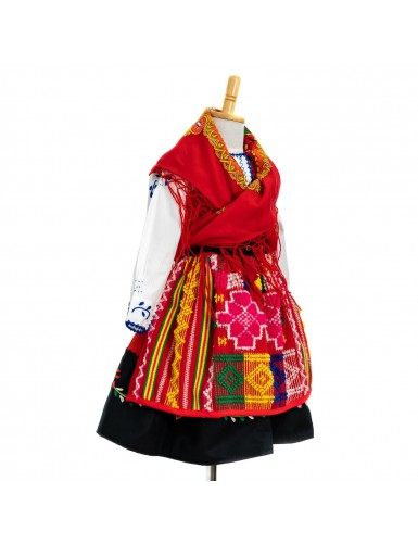 Children's lavradeira costume