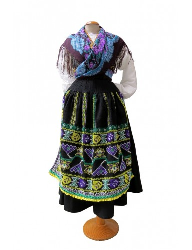 "Lavradeira costume - blue or ""dó"""