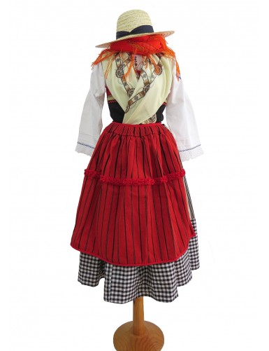Working costume from Afife