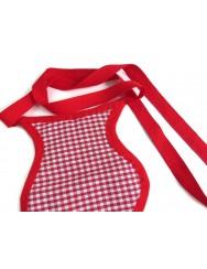 Children's red pocket