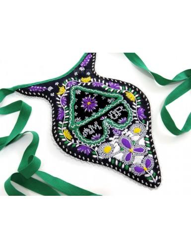 Side pocket or algibeira - lavradeira costume