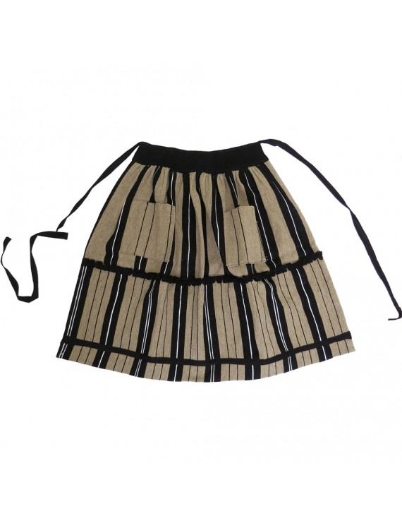 Apron for a working traditional attire