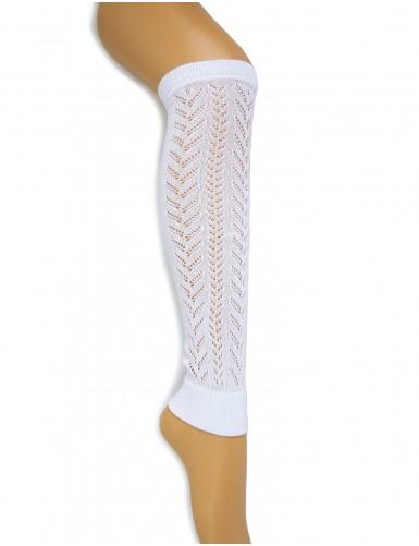 Openworked legwarmers