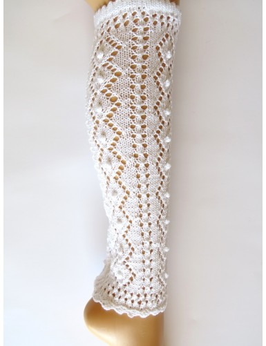 "Leg warmers ""bobbles"""