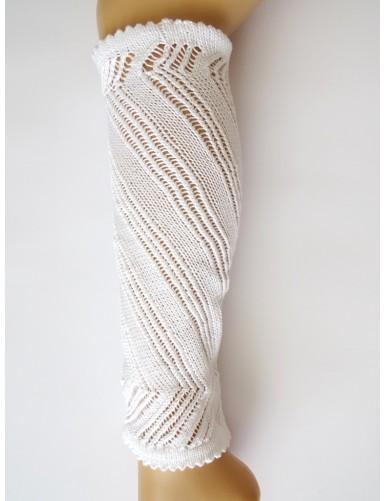 Leg warmers - zigzag