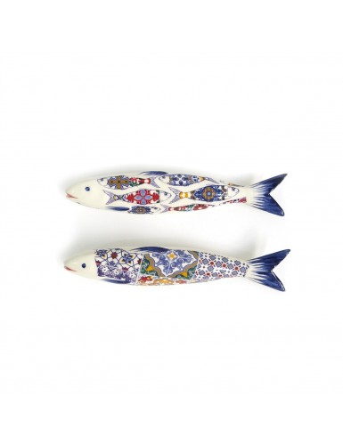 Set of 2 sardines