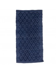 Hand loomed cotton rugs